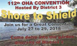 OHA 2018 Convention